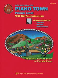 PIANO TOWN ORCHESTRATIONS MIDI PRIMER