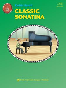 CLASSIC SONATINA PIANO TOWN