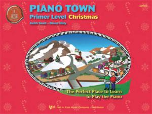 Piano Town Christmas Primer