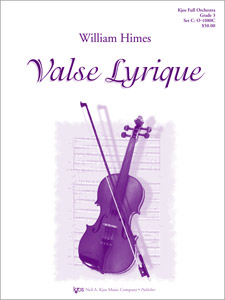 Kjos Himes   Valse Lyrique - Full Orchestra