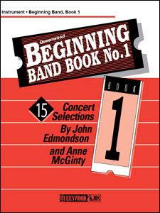 Beginning Band Book #1 Ten Sax T Sax