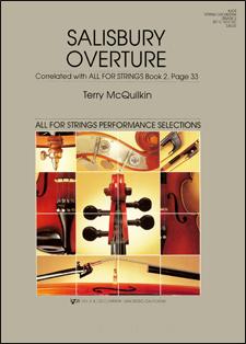 Kjos McQuilkin T   Salisbury Overture - String Orchestra