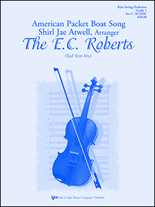 Kjos Shirl Jae Atwell Atwell S  E C Roberts (Red Iron Ore) - String Orchestra