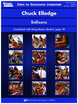 Kjos Elledge C   Balloons - String Orchestra
