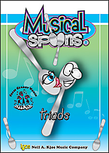 MUSICAL SPOONS  TRIADS REFS,TEXTS