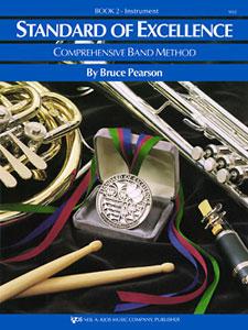 Standard of Excellence Trombone Bk. 2