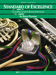 Standard of Excellence Band Method, Bk. 3 - Flute