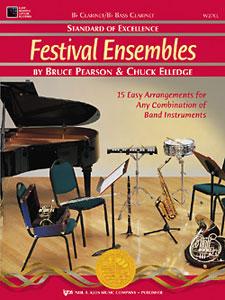 SOE: FESTIVAL ENSEMBLES-CLARINET/BASS CLARINET