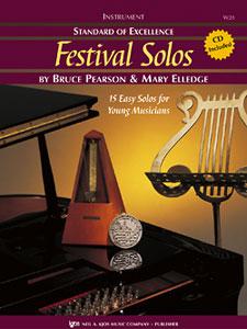 SOE: FESTIVAL SOLOS - PIANO ACCOMPANIMENT Pn Accomp