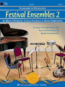Standard of Excellence Festival Ensemble 2 Bassoon/Trombone/Baritone B.C.