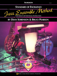 SOE JAZZ ENSEMBLE BOOK 1, 2ND TROMBONE