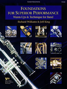 Foundations for Alto Sax