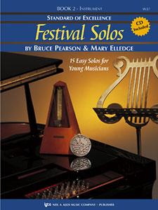 SOE: FESTIVAL SOLOS BK2 BARITONE BC