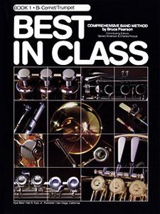 Best in Class - Trumpet or Cornet, Book 1