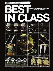 Best in Class - Tenor Saxophone, Book 1