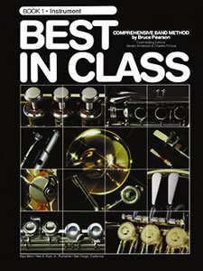 Best in Class - Alto Saxophone, Book 1