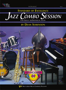 SOE JAZZ COMBO SESSION-TP/TEN SAX/CL/CLB/BAR TC