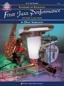 SOE FIRST JAZZ PERFORMANCE-Eb BARI SAX/ALTO CLARINET