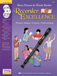 RECORDER EXCELLENCE TEACHER EDITION GENERAL MU