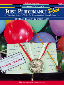 SOE:FIRST PERFORMANCE PLUS-TENOR SAX