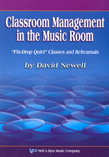 """Classroom Management in the Music Room: """"Pin-Drop Quiet"""" Classes and Rehearsals"""
