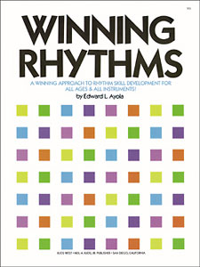 WINNING RHYTHMS BKS/TEXTS