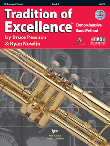 Tradition Of Excellence, Bk1, Trumpet
