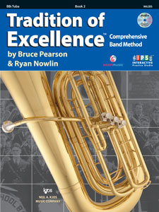 Tradition of Excellence, Bk2, Tuba
