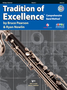 Tradition of Excellence Bk 2 Bass Clar