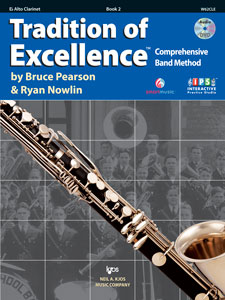 Tradition of Excellence Bk 2 Alto Clar