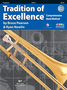 Tradition of Excellence, Bk2, Trombone