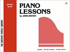 Piano Lessons Primer