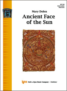 Kjos Dolen   Ancient Face - Piano Solo Sheet