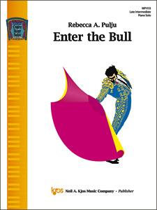 Kjos Pulju   Enter The Bull - Piano Solo Sheet
