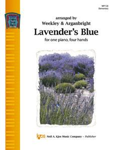 Kjos Lavender's Blue Weekley/Arganbright