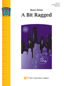 Bit Ragged - Piano