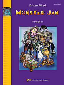 Kjos Allred   Monster Jam