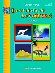 Kjos Ricker   Destination: Adventure Book 2