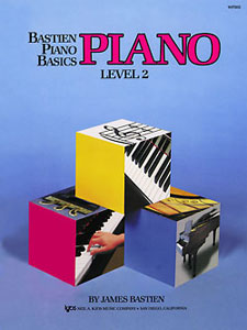 BASTIEN PIANO BASICS, PIANO, LEVEL 2 BASTIEN PA