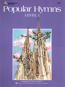 POPULAR HYMNS, LEVEL 1 BASTIEN SP