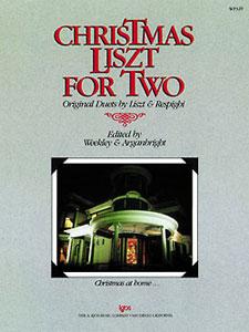 Christmas Liszt for 2