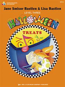 HALLOWEEN TREATS-LEVEL 3 BASTIEN SP