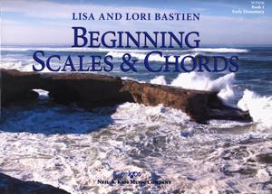 Beginning Scales & Chords Bk 1 BASTIEN SP