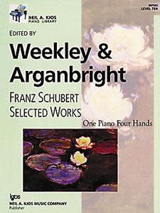 Franz Schubert Selected Works - 1P4H