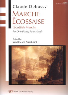 Marche Ecossaise (Scottish March) FED-MA2 [1p4h]