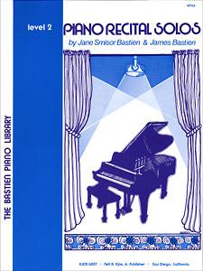 PIANO RECITAL SOLOS, LEVEL 2 BASTIEN SP