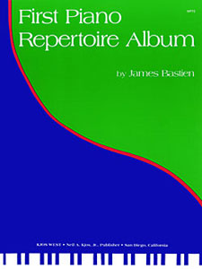 First Piano Repertoire Album