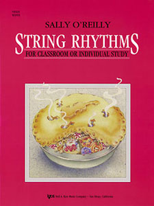 String Rhythms-Violin