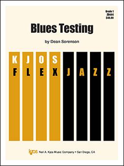 Blues Testing Grade 1