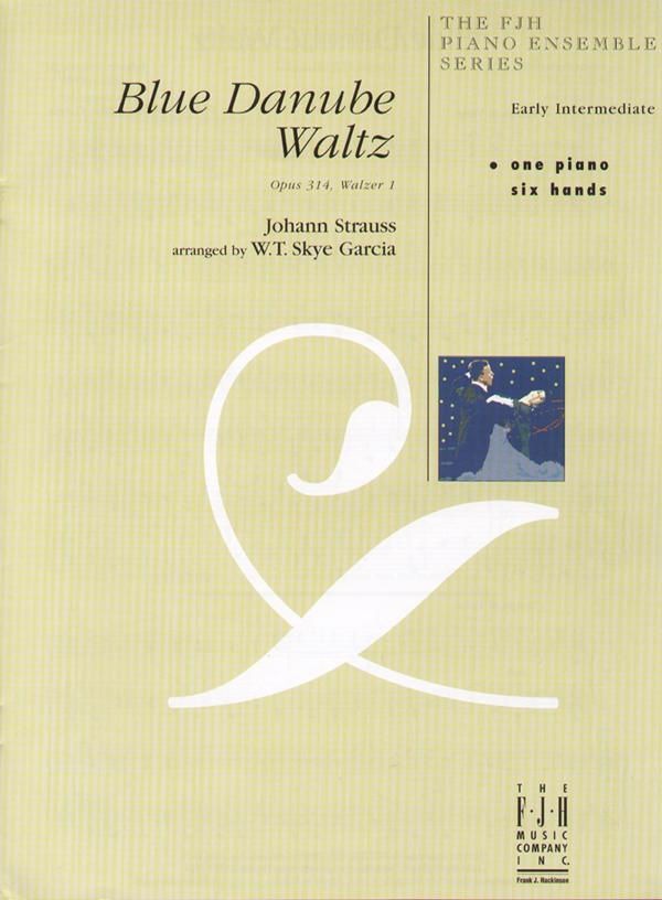 Blue Danube Waltz - 1P6H